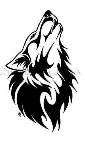 easy wolf tattoo designs wolf tattoos tattoo me now