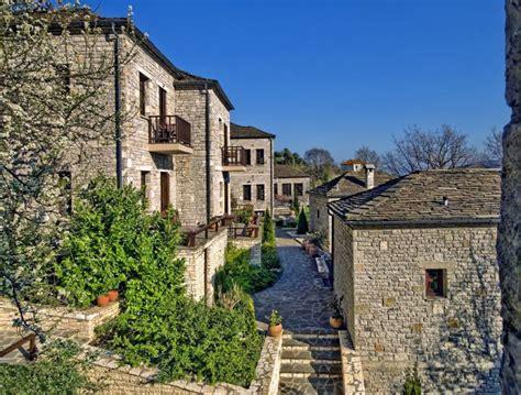 Commercial Bathroom Design Aristi Mountain Resort A Rustic Retreat In Greece