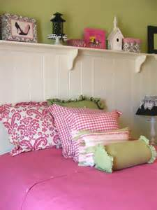 pink and green bedroom panda s house
