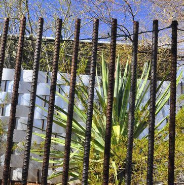Decorative Pool Fence Ideas Rebar Design Ideas Pictures Remodel And Decor Backyard