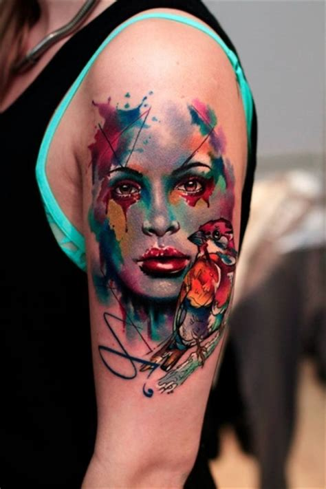 watercolor tattoo gallery perfect tattoo artists