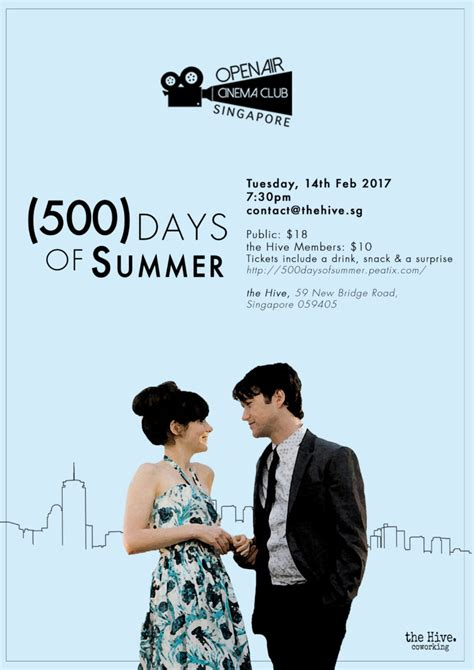 when are the days of summer 500 days of summer