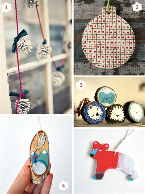 11 ornaments ideas for your special handmade