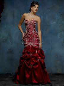 Color red wedding dresses buy wedding dresses your best bridal