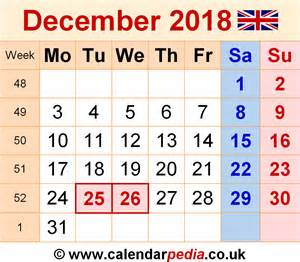 Calendar 2018 Png File Calendar December 2018 Uk Bank Holidays Excel Pdf Word
