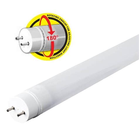 4 foot led light bulbs feit electric 4 ft t8 t12 17 watt cool white linear led