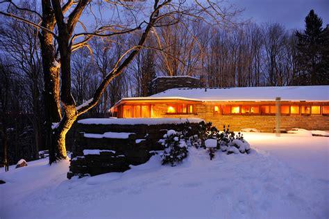 House Knob by Frank Lloyd Wright S Kentuck Knob House Celebrates Its