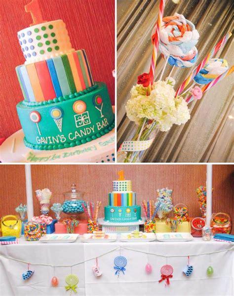 1st birthday theme decorations kara s ideas s bar themed 1st birthday
