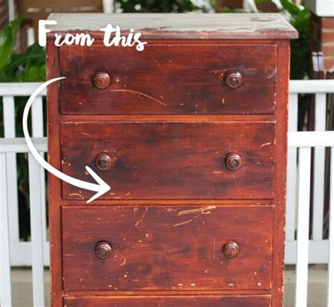 chaulk woodworking furniture hack chest refinished in chalk paint