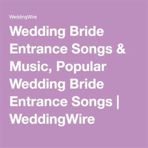 Wedding Entrance Song List by Best 25 Entrance Songs Ideas On Wedding