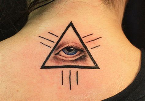 triangle tattoos designs ideas  meaning tattoos