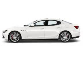 2014 Maserati Sedan Image 2014 Maserati Ghibli 4 Door Sedan Side Exterior