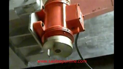 how to make a vibrating motor bin activator vibrating motor