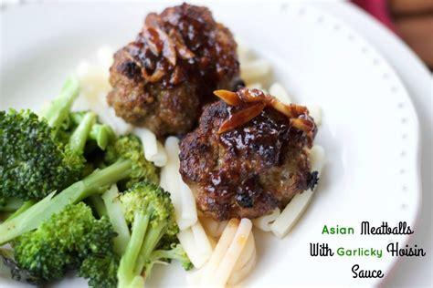 nyt food section asian meatballs with garlicky hoisin sauce erin brighton