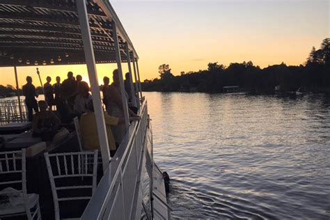 boat cruise vaal vaal river cruise boat liquid lounge