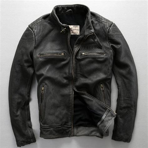 motorcycle style leather jacket 1000 ideas about s leather jacket on mens