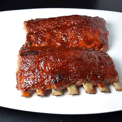 how to make bbq ribs in the oven fox valley foodie
