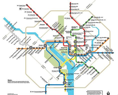 washington dc tourist map with metro stops washington dc metro map flickr photo
