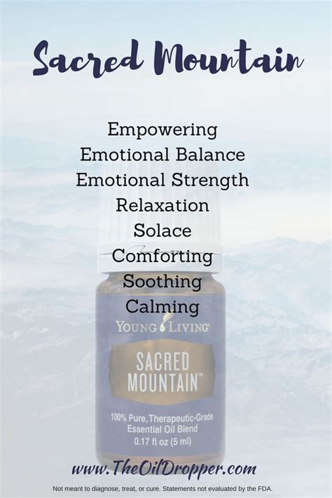 Sacred Mountain 15ml Yl sacred mountain essential this and living