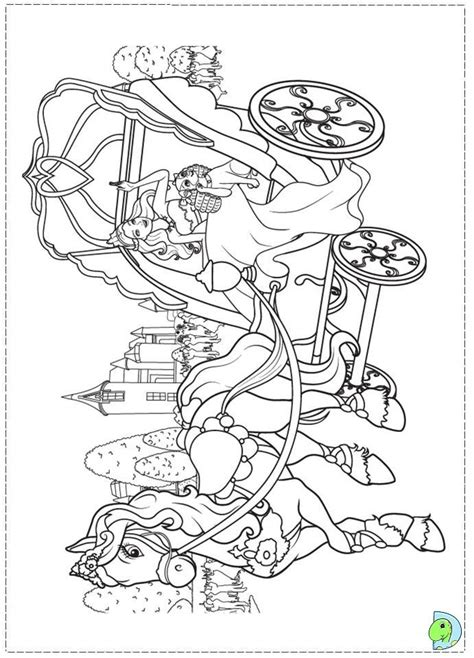coloring pages barbie princess coloring home