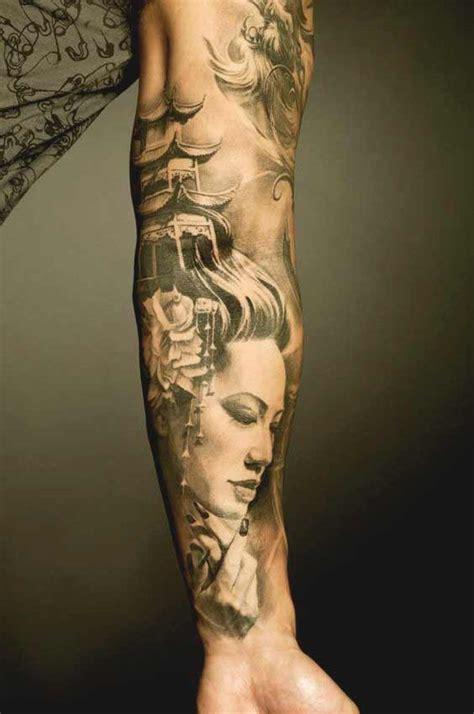 geisha tattoo male 50 amazing geisha tattoos designs and ideas for men and women