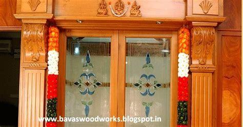 carpenter work ideas  kerala style wooden decor pooja