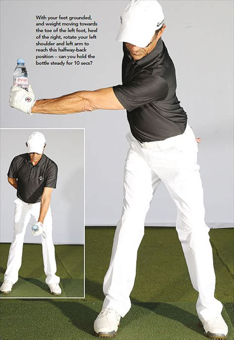 left arm golf swing le swing dynamic insight that every golfer needs to