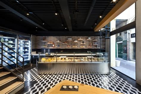 wine  cheese store  vincent coste architecte aix