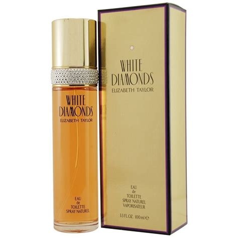white diamonds perfume by elizabeth 3 3 oz eau de toilette sealed 719346022705 ebay