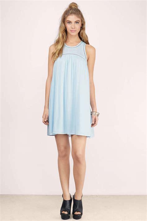 light blue babydoll dress white day dress white dress babydoll mini dress day