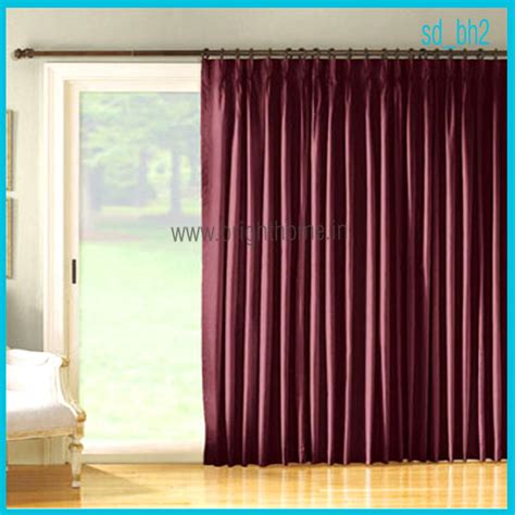 Sliding Doors With Curtains » Home Design 2017