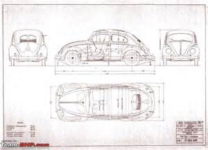 Drawing Blueprints blueprints line drawings cars beetle splitwindow blueprint jpg