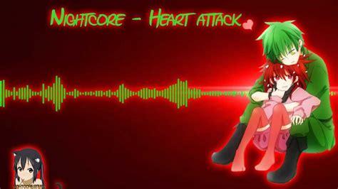 demi lovato heart attack genre hd nightcore heart attack youtube