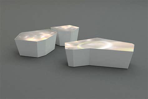 led light table floe by lapalma