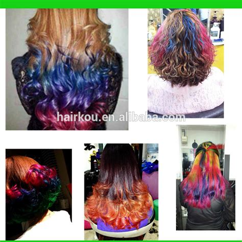 temporary hair dye product temporary hair dye colors without peroxide ice cream hair