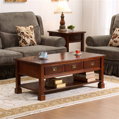 American Country Solid Wood Ct6103 American Country The Sitting Room Solid Wood