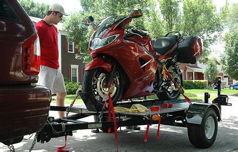 antivol remorque jet ski tuto conseils pour transporter sa moto sur une remorque