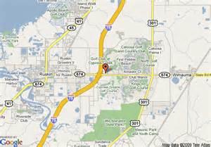 map of sun city florida map of comfort inn sun city center sun city center