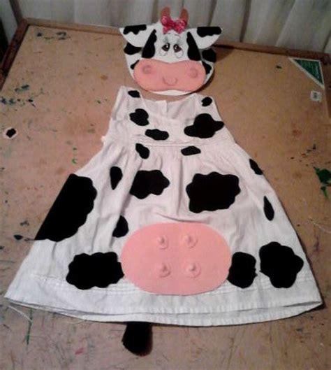 como hacer unas alas con bolsas de basura o carton de pajaro disfraz completo de vaca elaborado en foami se podr 237 a