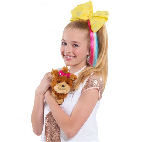 Rok Bowbow jojo siwa bow bow plush just play toys for of all