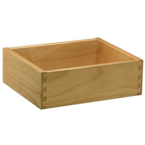 Dovetail Drawer Boxes by Dovetail 1 2 Sides 1 4 Bottom Drawer Boxes Decore