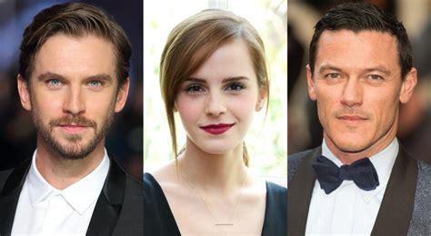 beauty and the beast cast beauty and the beast cast tweets popsugar celebrity
