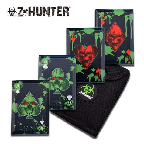 throwing card knives wholesale z 4 slayer throwing card set