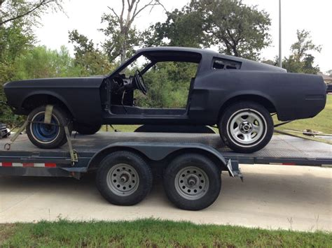 mustang fastback project for sale mustang fastback for sale project car upcomingcarshq