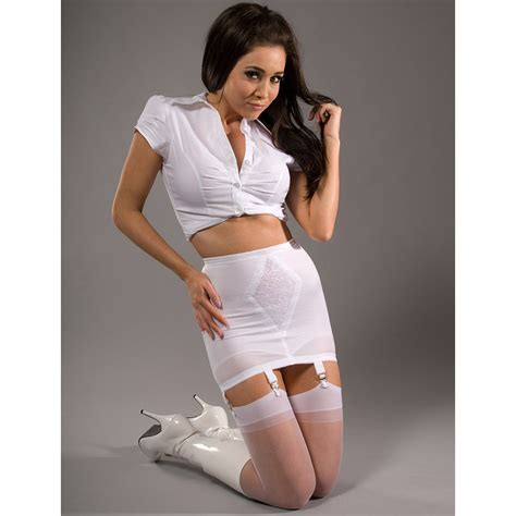 teens wear panties with open bottom rago 1365 six strap plain open bottom girdle at stockings hq