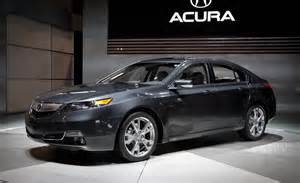 2012 Tl Acura Car And Driver