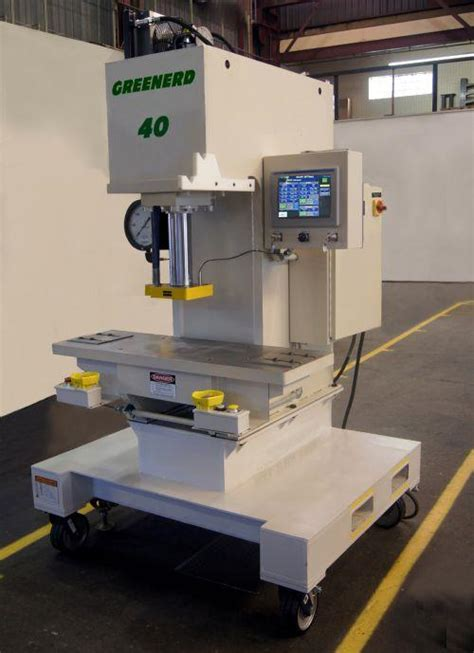 types of bench press machines hydraulic presses for aerospace straightening applications