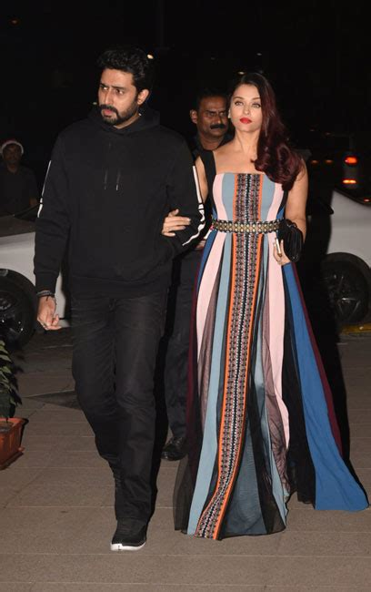 aishwarya rai christmas aishwarya rai bachchan celebrated christmas eve with