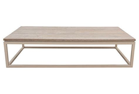mitchell gold bob williams coffee table from mission avenue