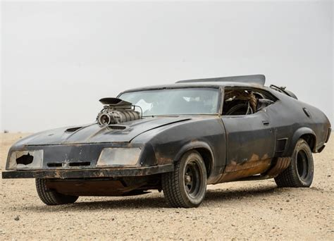 Interceptor Car by Icons The Mad Max V8 Interceptor Cars Explained